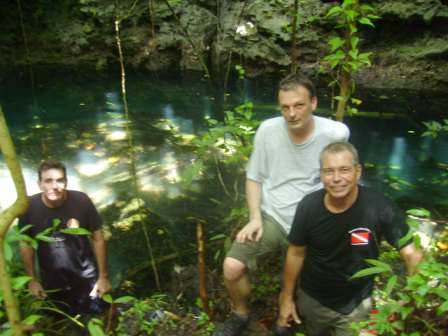 samar_cave_diving_pond courses philippines