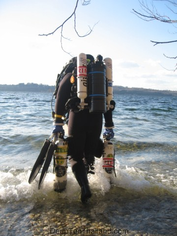 Hammerhead CCR Rebreather For Sale